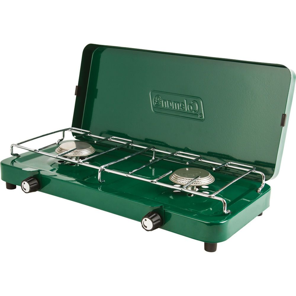 Buy 2 Burner Basic Camp Portable Stove online - Rays is ...