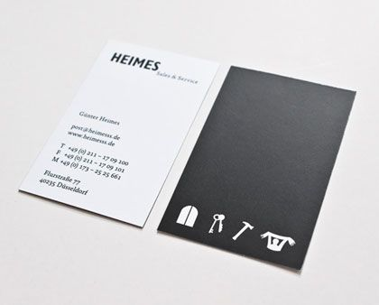 Black and white marketing and packaging pinterest business 22 new business cards best of november 2010 colourmoves
