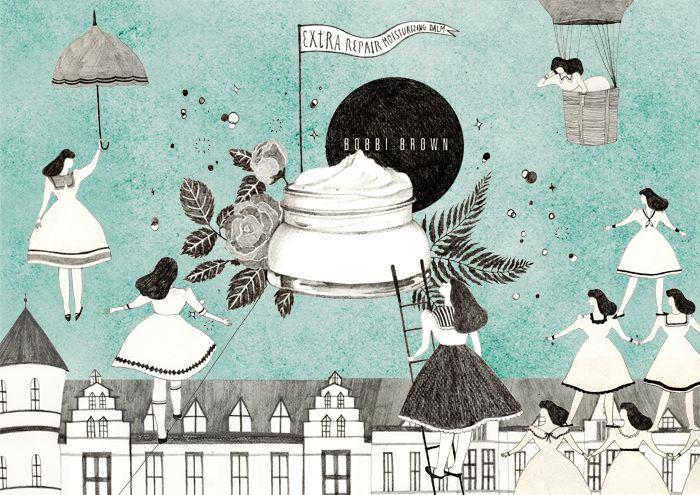 madame lolina illustrations