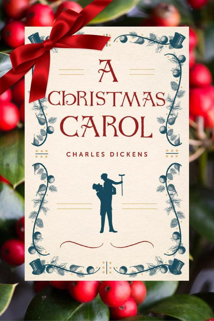 A Christmas Carol Christmas carol, Book gifts, Classic