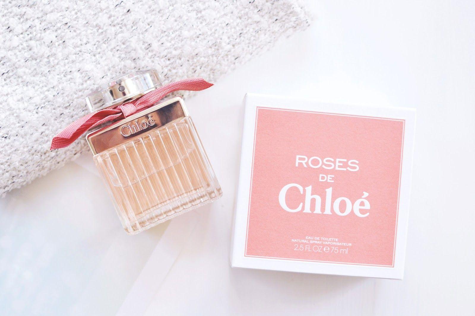 Roses De Chloé Perfume Christmas 2017 Chloe Perfume Rose