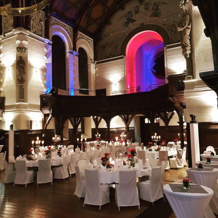 Hochzeit Feiern In Der Eventkirche Velbert Langenberg Jen
