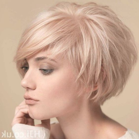 Top Frisuren Damen Kurz 2017 564×564 Annette Pinterest