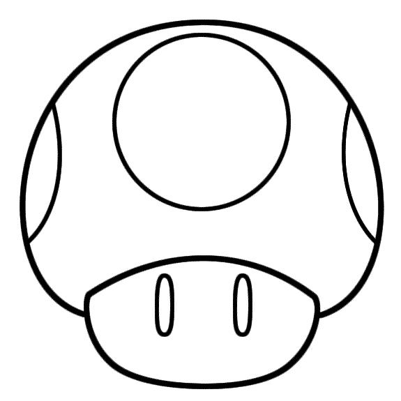 Mushroom Mario Bros Coloring Pages Mario Coloring Pages Mario Crafts Super Mario Coloring Pages