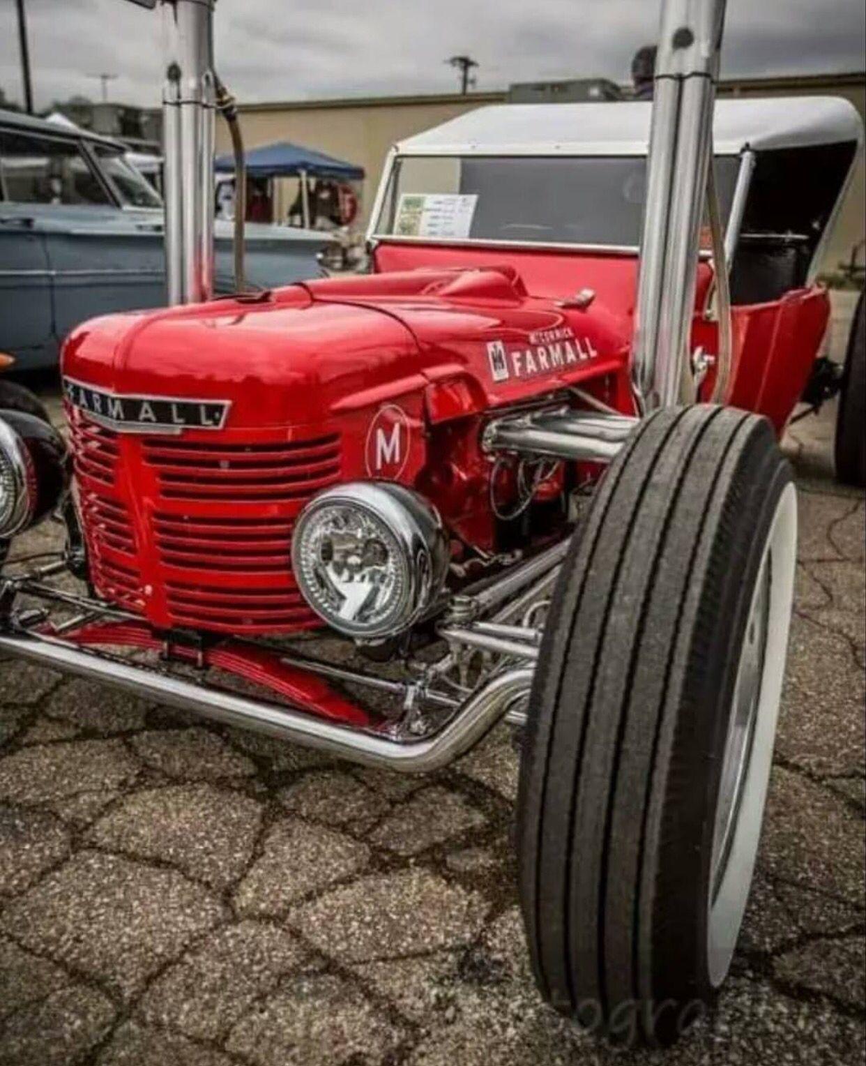 farmall m hot rod   hot rods & rat rods   cars, antique ... hot rod humbucker wiring schematics hot rod tractor wiring