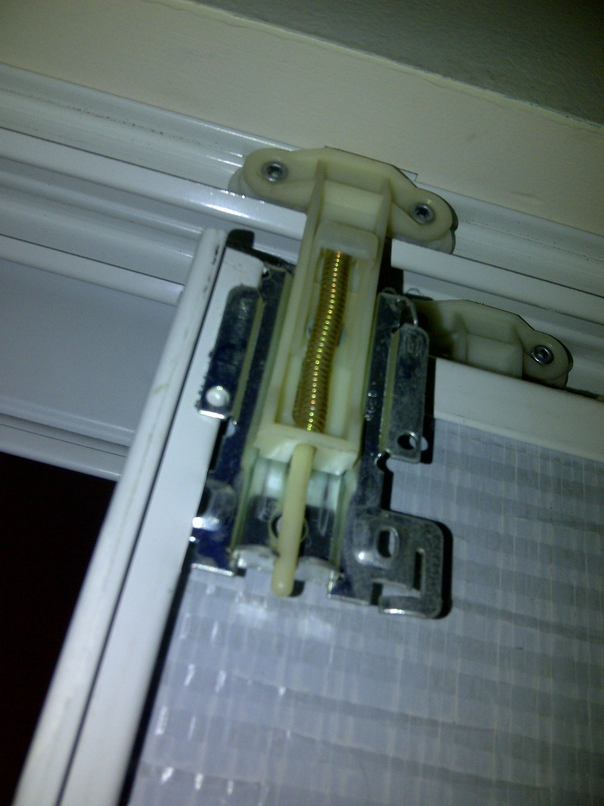 Closet Sliding Door Hardware Track