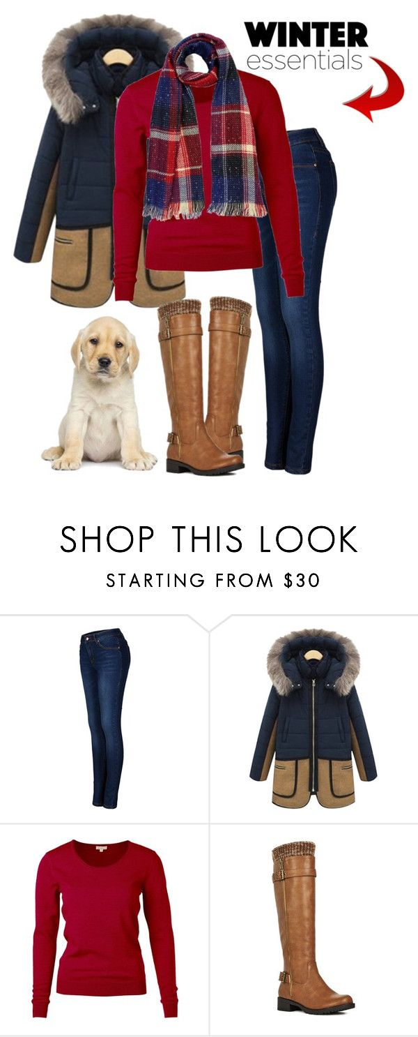 """Winter Warm"" by puppylove7 ❤ liked on Polyvore featuring 2LUV and JustFab"