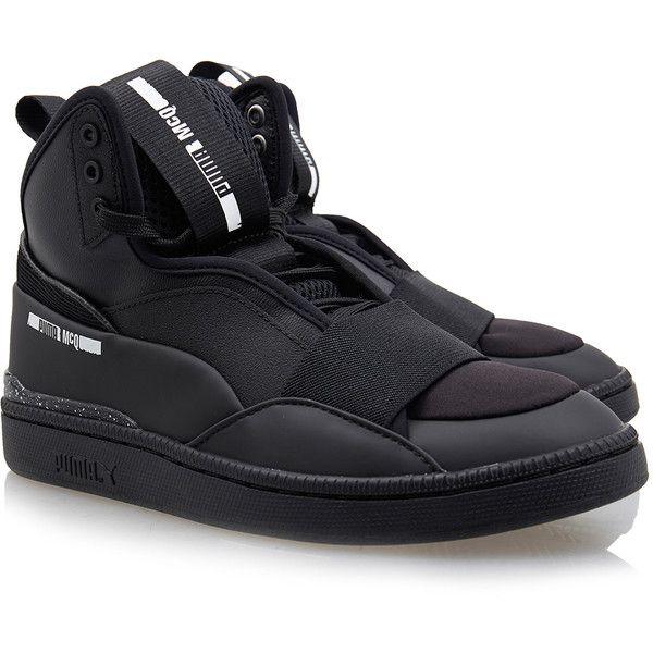 Mcq-dessus Pumas Haut Et Chaussures De Sport gwyzdichQ