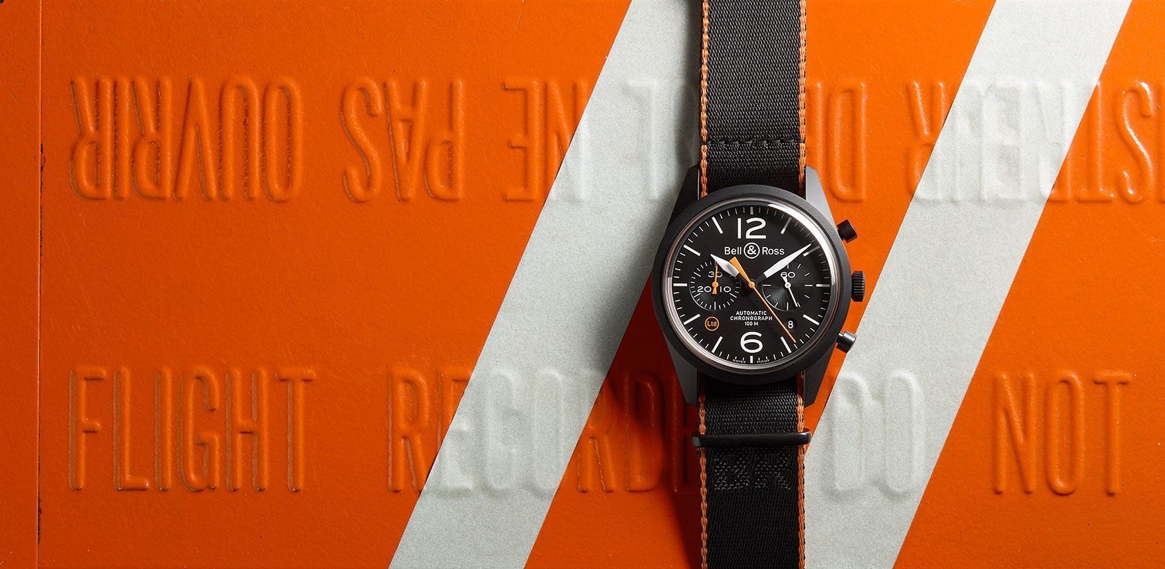 The BR 126 Carbon Orange is a well-judged watch from Bell & Ross, offering a balance of classy and quirky, subtle and colourful, old and new. Well before Bell &…