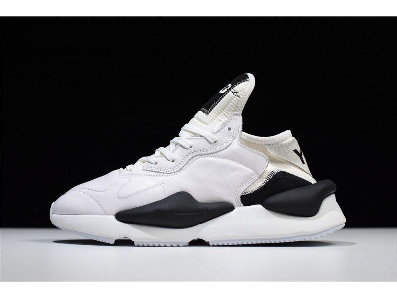 Adidas & Y3 Introducing Kaiwa Y3 Fall Paris Whiteblack