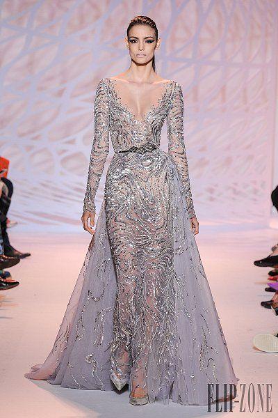Zuhair Murad otoño-invierno 2014-2015 - Couture