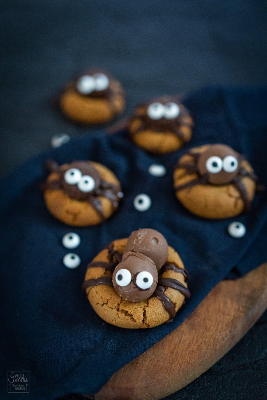 Spinnenkekse Rezept Rezepte, Süßes und Kuchen kekse