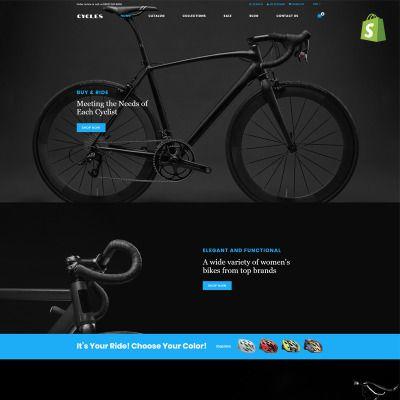 Cycles Bikes Shop Shopify Theme 74138 Best Shopify Themes