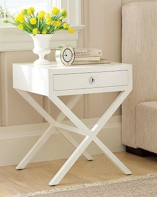 White Side Tables night table decor options | nightstands, wood side tables and woods