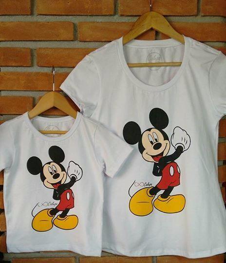 f826e85b6e9c05 Tal mãe e Tal filho Mickey! <3 - Feito com amor! Vendas através do ...