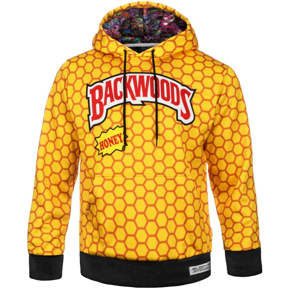 Honey Backwoods Hoodie  7efa4e57d087