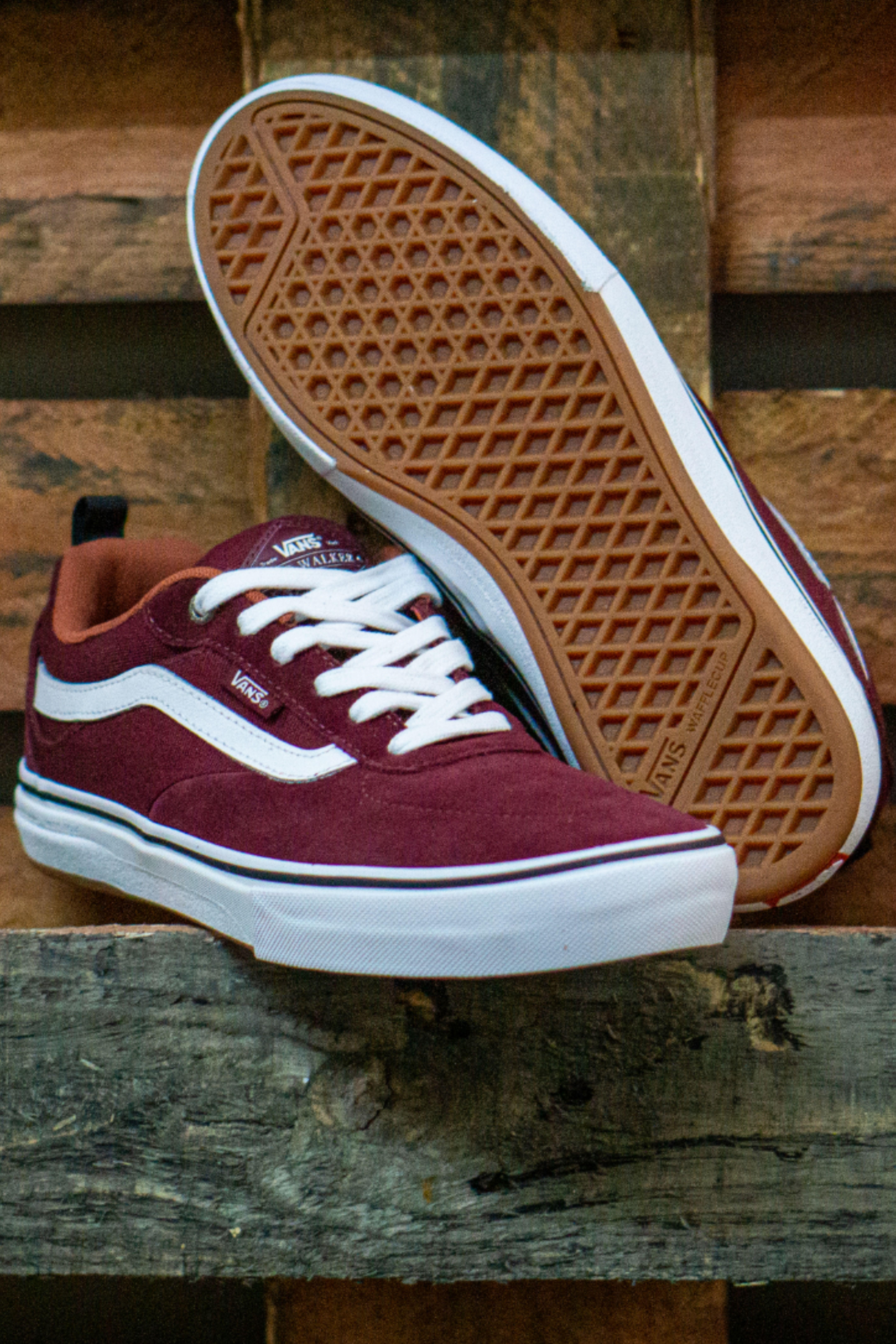 Vans, Skate shoes, Skate style