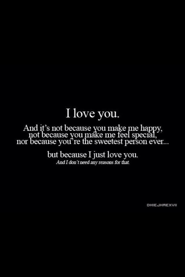 unexplainable love.   Happy quotes friends, Happy quotes ...