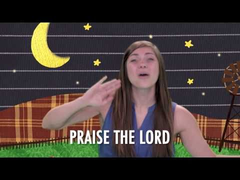 Praise the Lord | Preschool Worship Song - YouTube