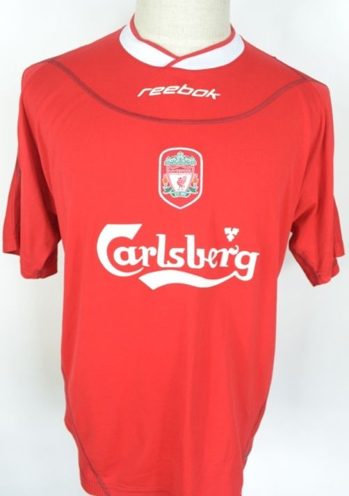 new style 5d6c0 7f135 2002-04 Home Kit | All Things Liverpool | Mens tops, Super ...