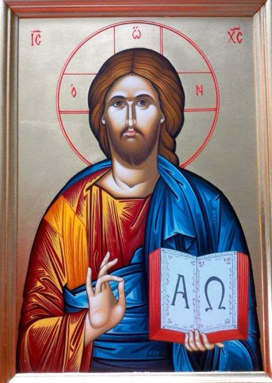 Our Lord Jesus Christ the Pantocrator