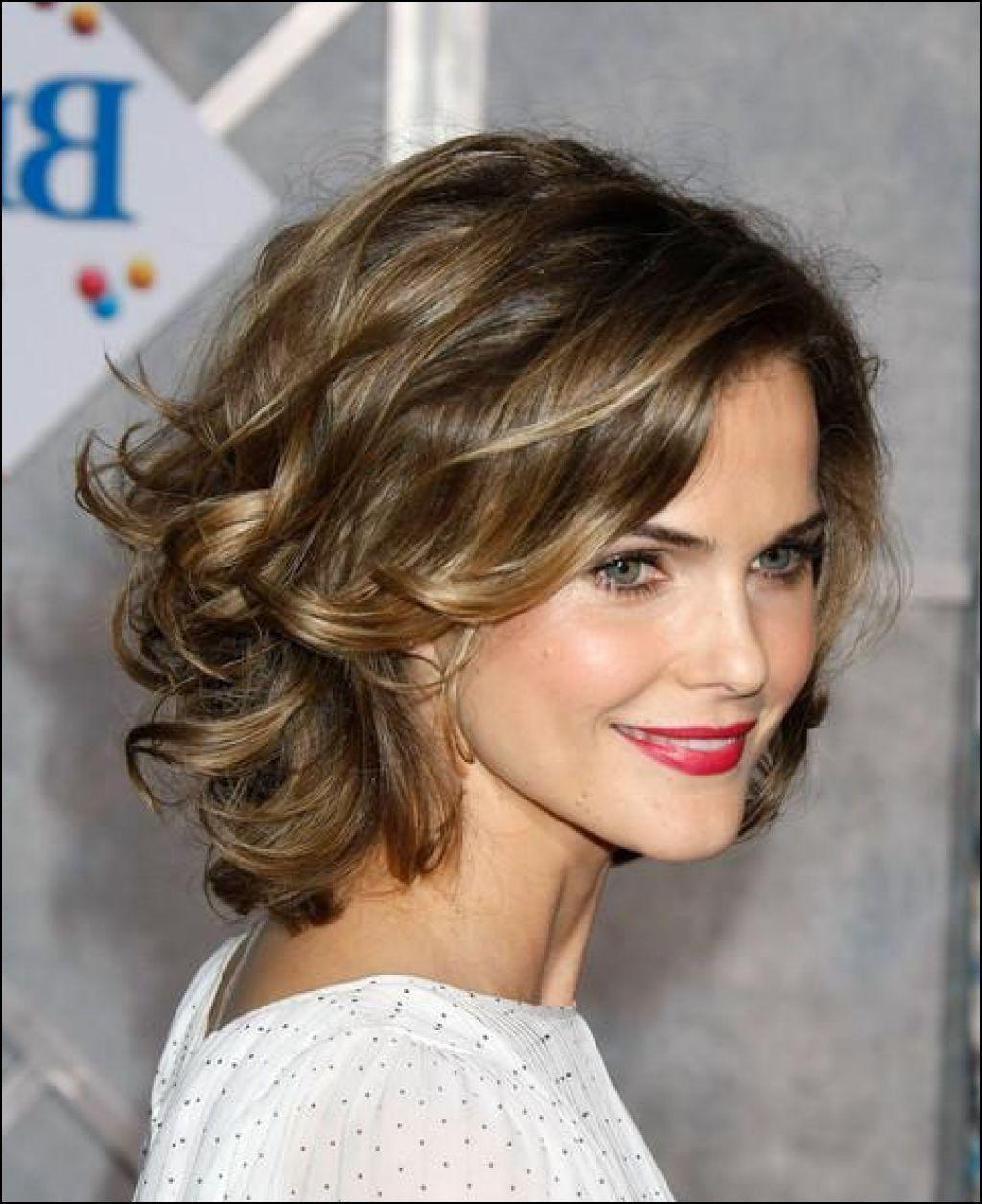 Big Curls Short Hairstyles Medium Curly Hair Styles Medium Short Hair Short Hairstyles For Thick Hair