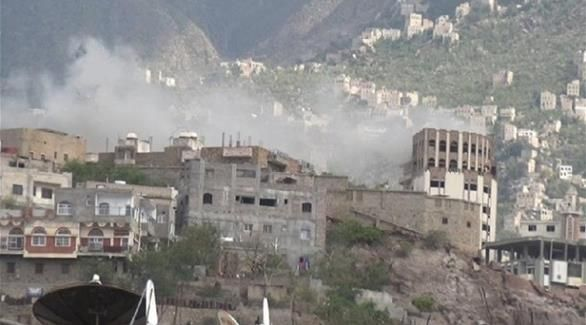 مقتل قائد ميليشيات الحوثي وصالح في تعز عقب قصف للتحالف Paris Skyline Skyline Paris