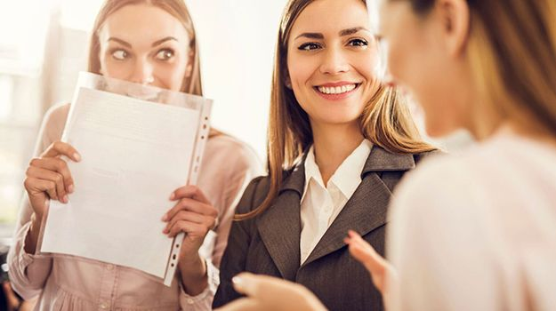 How To Avoid Investing In Office Gossip Working Moms Office