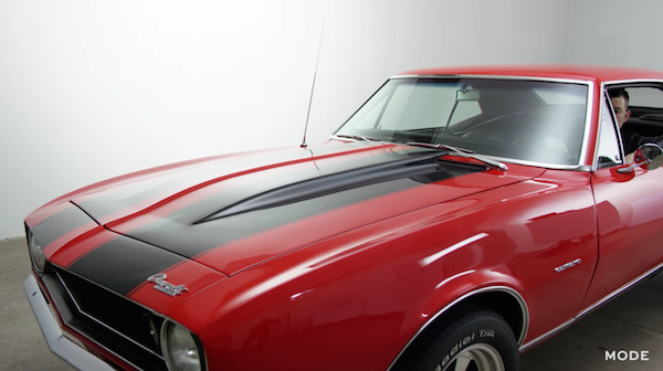 Watch The Most Iconic And Coveted Cars Over The Past 100 Years Designtaxi Com Chasing Cars The Past Icon