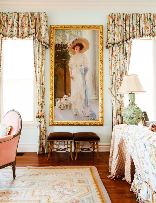 & a few lovely links | English decor, Colorful interiors ...