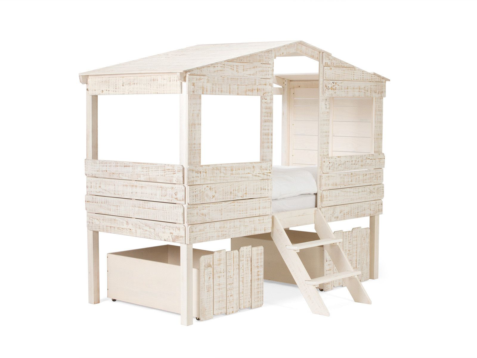 Kinderbett baumhütte  Kinderbett Safari | Kinderzimmer | Pinterest | Kinderbetten ...