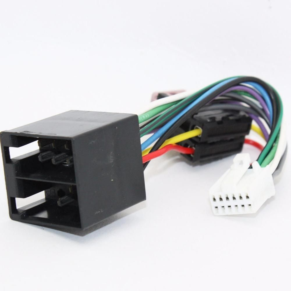 small resolution of autoleads pc3 482 panasonic 12 pin to iso car stereo adaptor iso lead harness