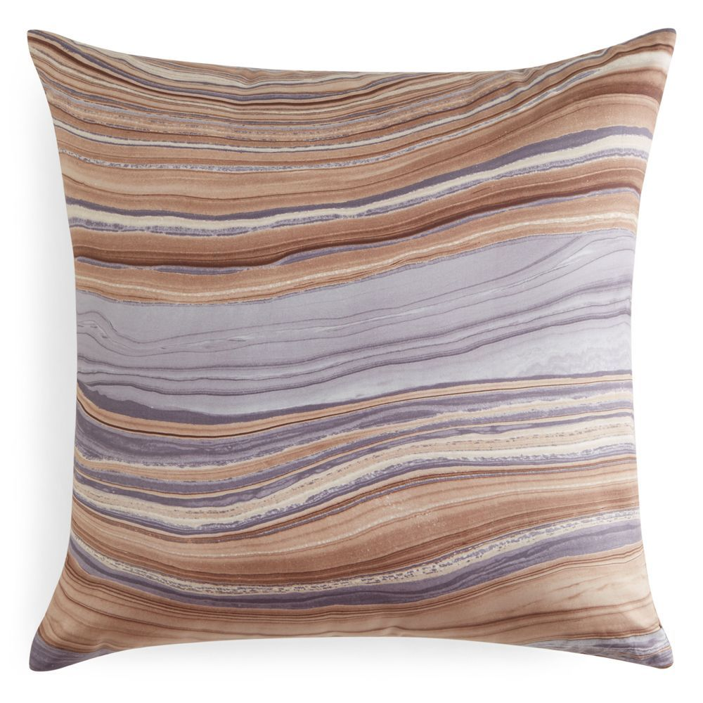 """Oake Marble Decorative Pillow, 20"""" x 20"""""""