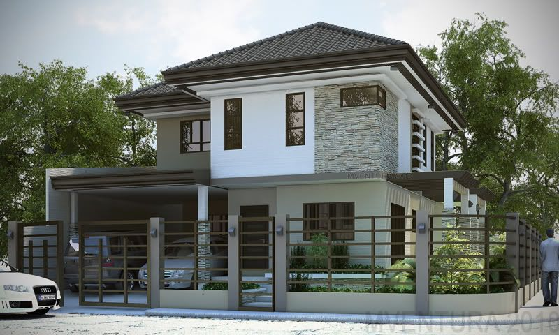 The incredible modern inspired philippines house home Modern house design philippines