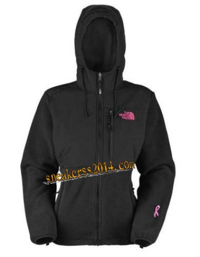 64.11 Latest Black Pink  North  Face Hoodie Jacket For Women Sale Online   Womens  North  Face 91a23b878a45