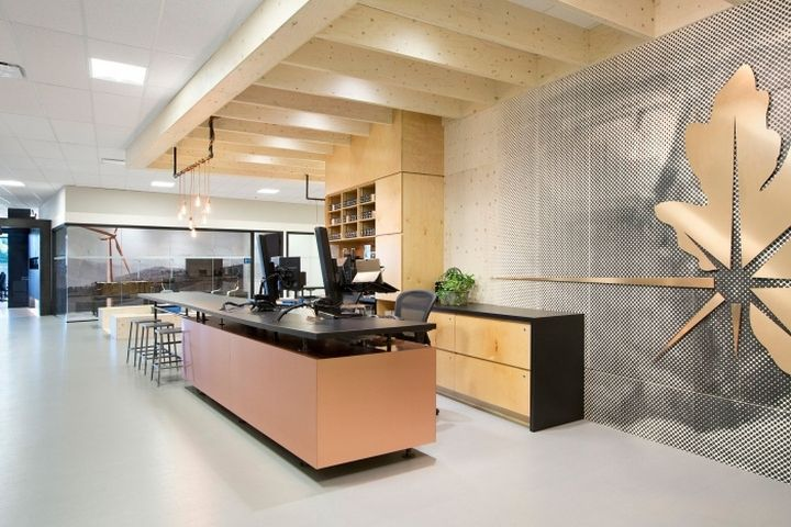 Superb Copperleaf Technologies Offices By SSDG Interiors, Vancouver U2013 Canada »  Retail Design Blog