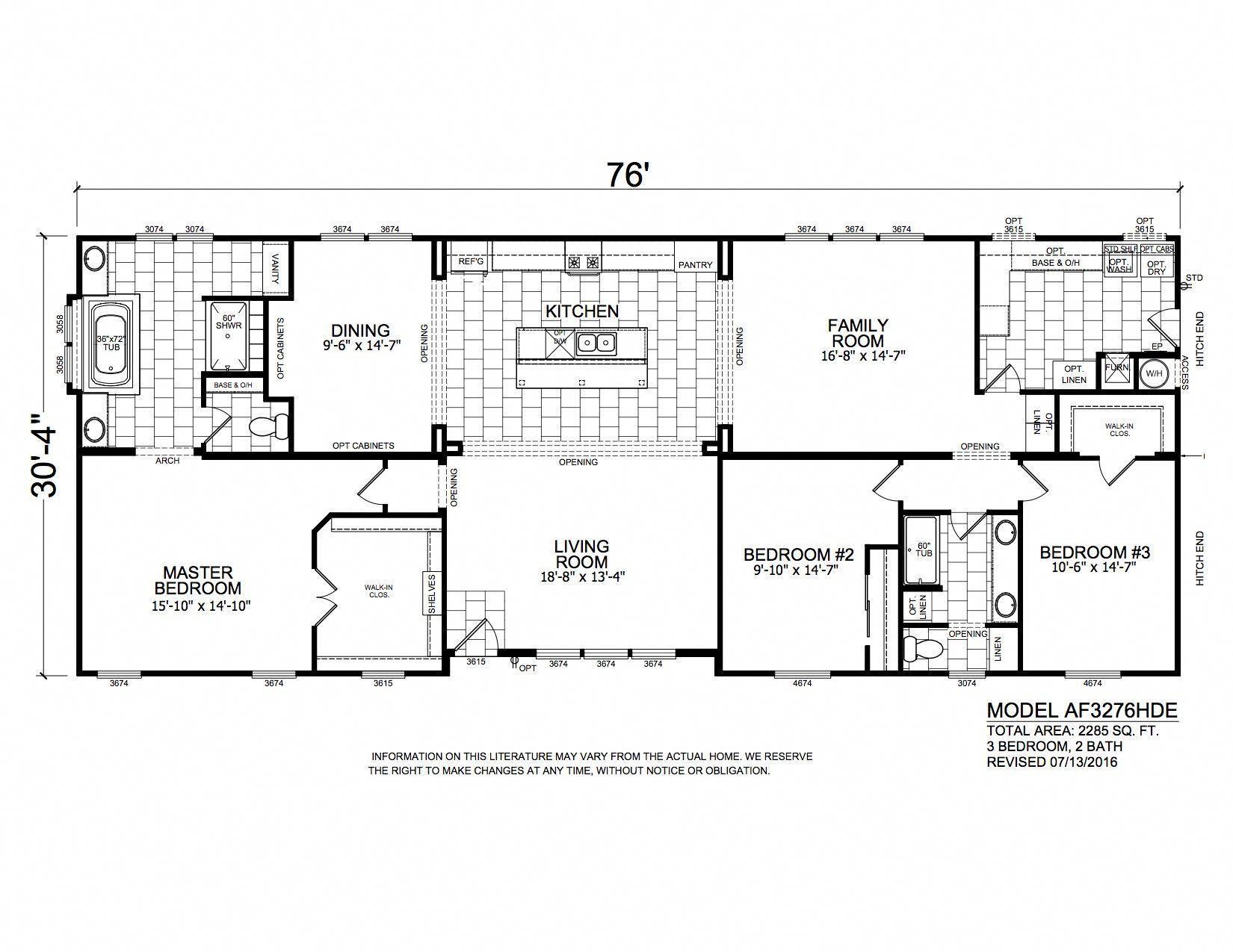 Cypress Modular home floor plans, Modular home plans
