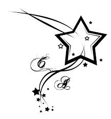 Bildergebnis Für Sterne Tattoo Vorlage Tattoo