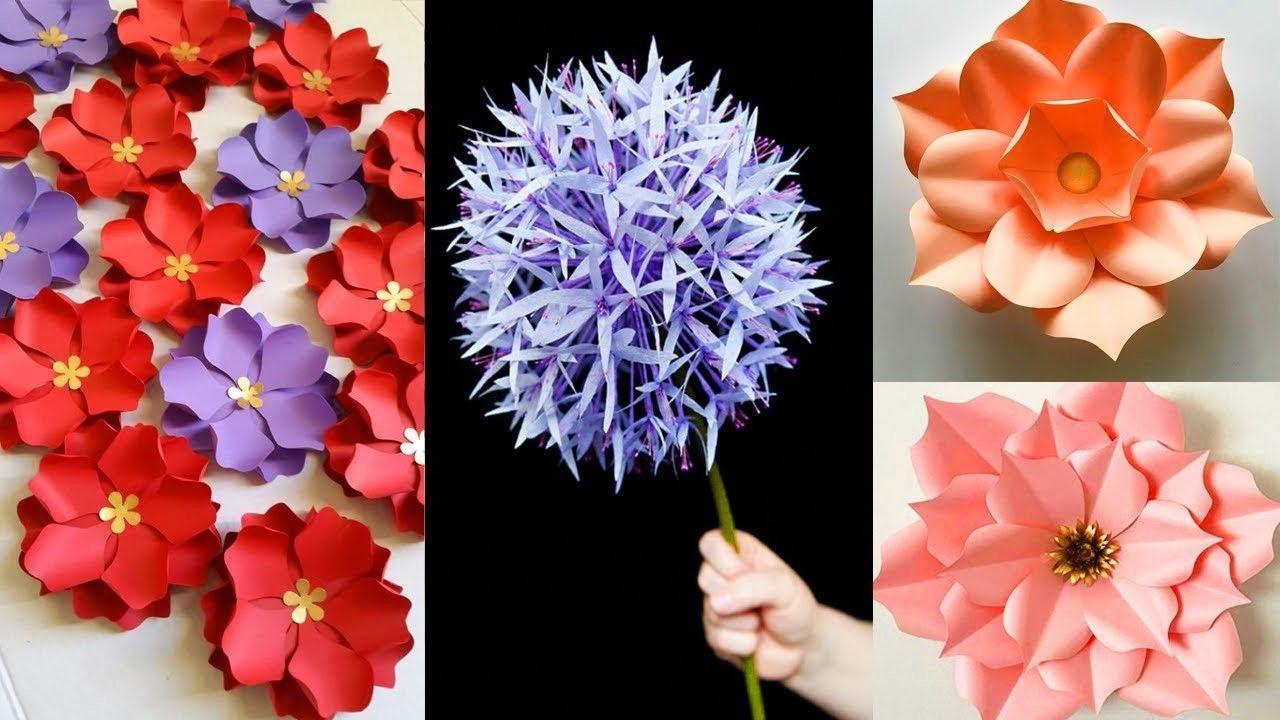Origami flower easy paper flower 2017 easy step paper craft ideas origami flower easy paper flower 2017 easy step paper craft ideas mightylinksfo