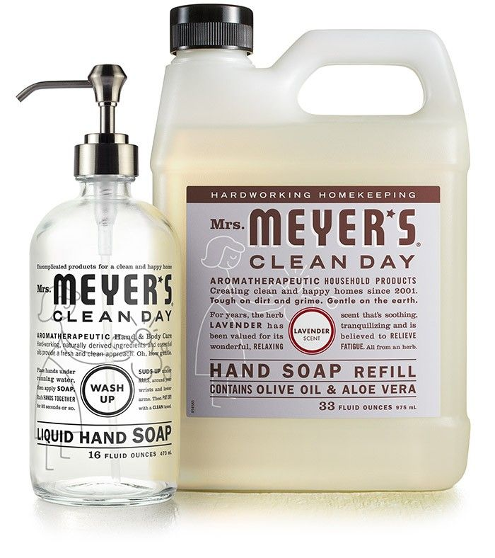 Lavender Liquid Hand Soap Refill Liquid Hand Soap Cleaning Day