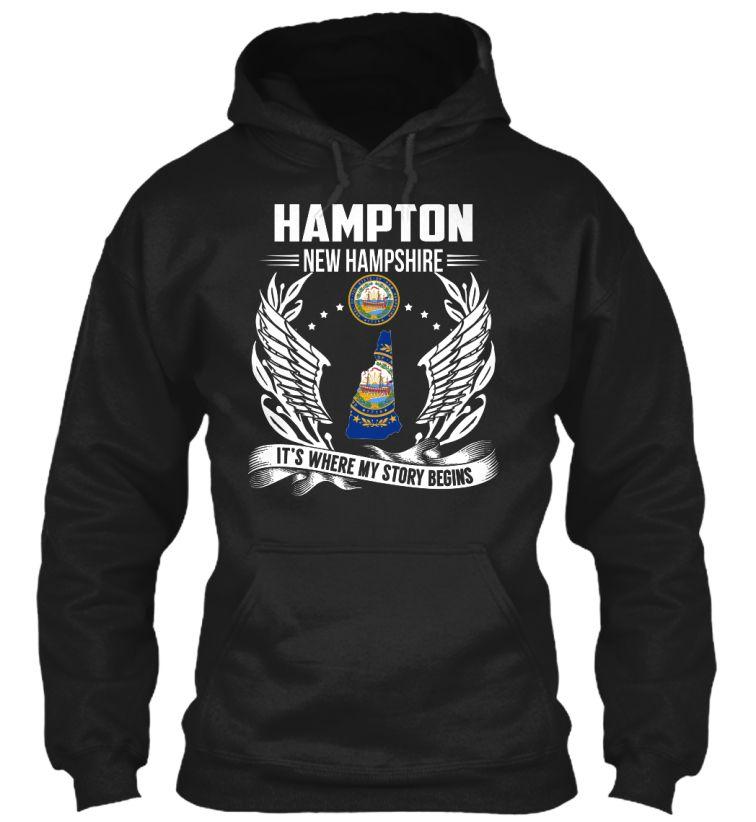 Hampton, New Hampshire - My Story Begins
