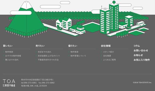 現役デザイナーが解説 フッターデザインの参考事例と注意点 2019年最新版 Web幹事 デザイン ウェブデザイン デザイナー