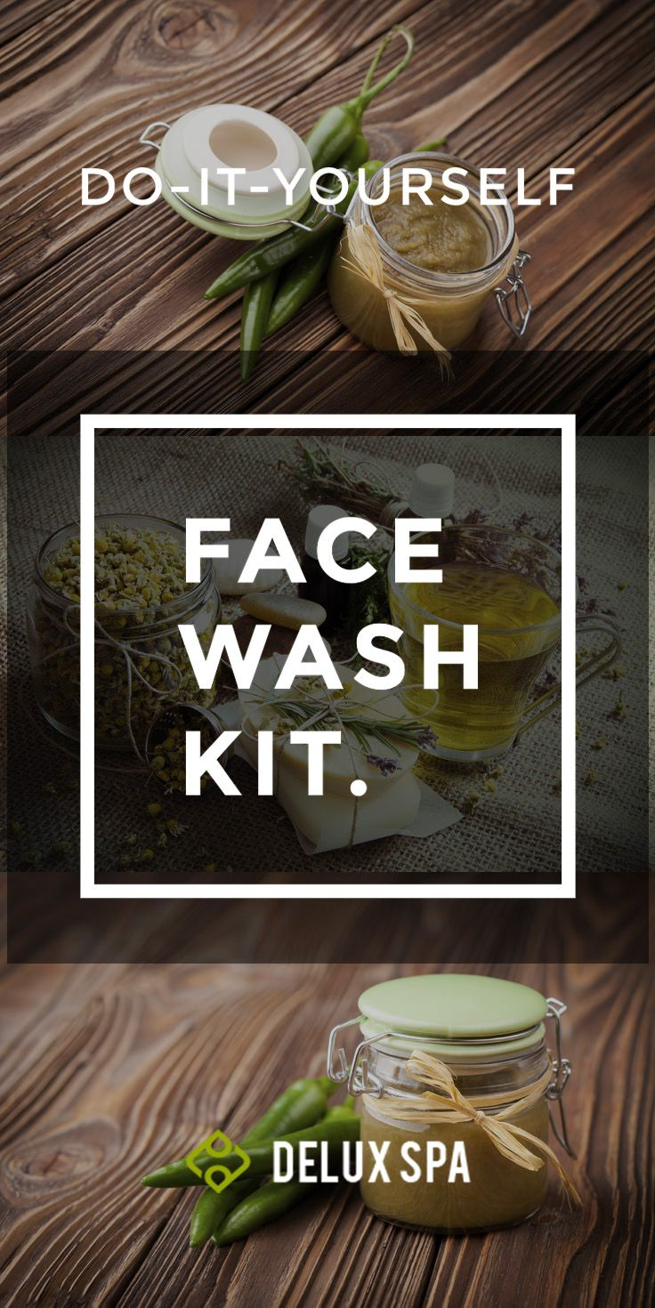 $27 - A Do-It-Yourself Face Wash Kit that uses the finest quality all-natural ingredients of that month. This kit comes with enough supplies to craft two 4 oz bottle of daily cleanser.