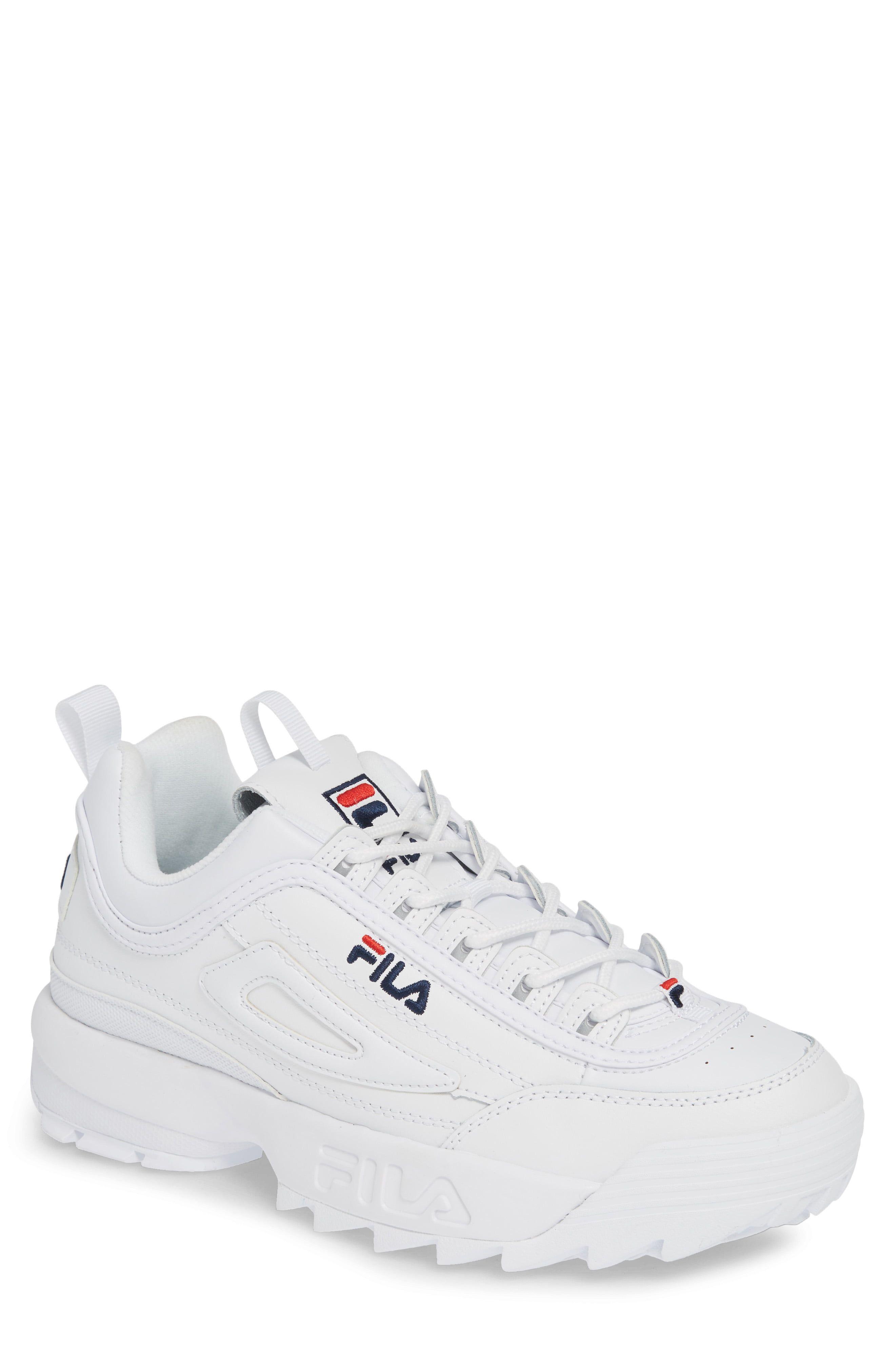 FILA Disruptor II Premium Sneaker (Men | Sneakers, Latest shoes