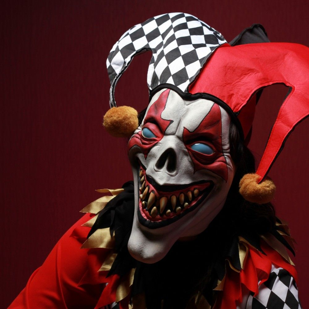 Scary Evil Clowns | Scary Clown Masks (10 Pictures) | Wicked ...