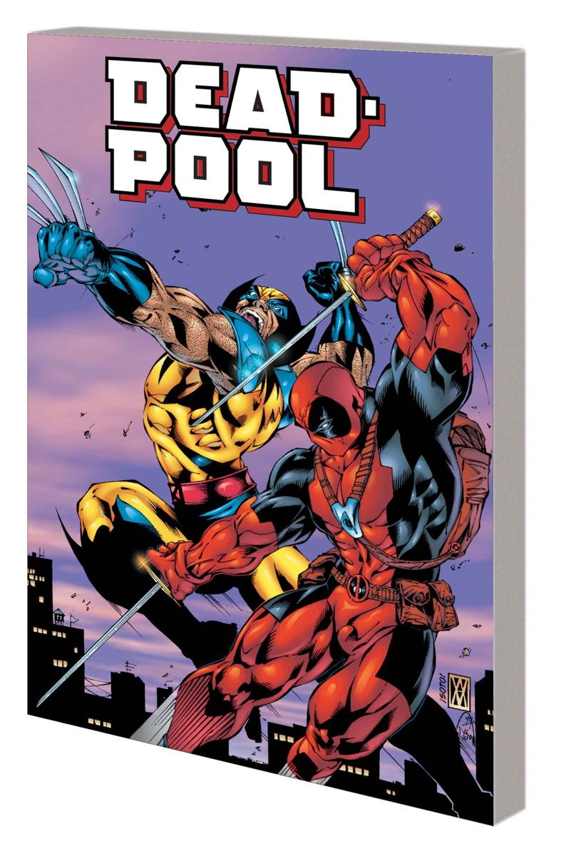 DEADPOOL CLASSIC COMPANION TPB