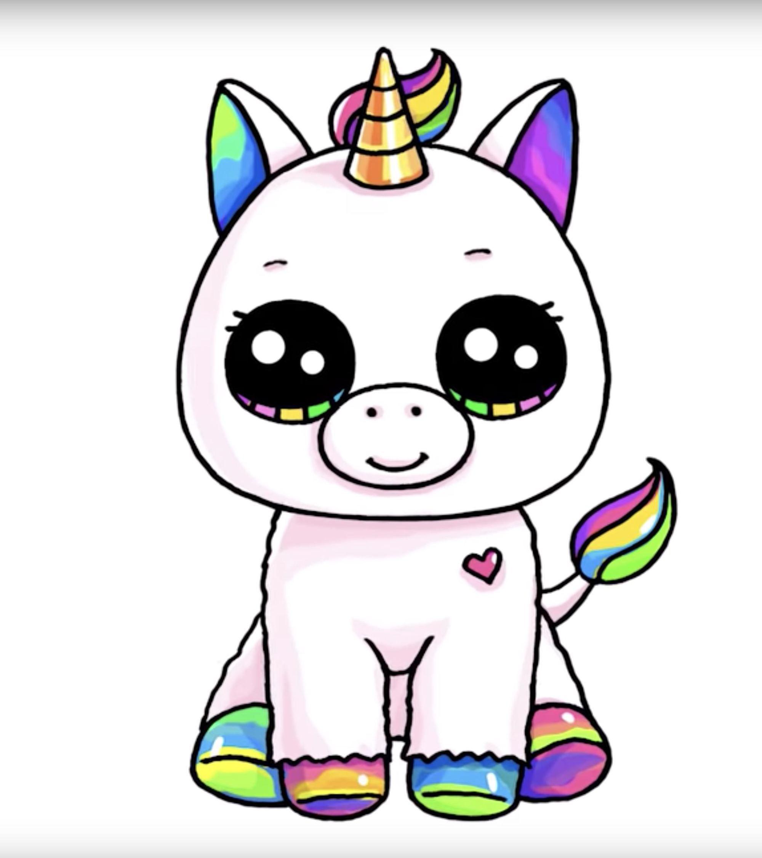 Cool 15 Licorne Qui Fait Un Dab In 2020 Unicorn Drawing Cute Animal Drawings Kawaii Cute Animal Drawings