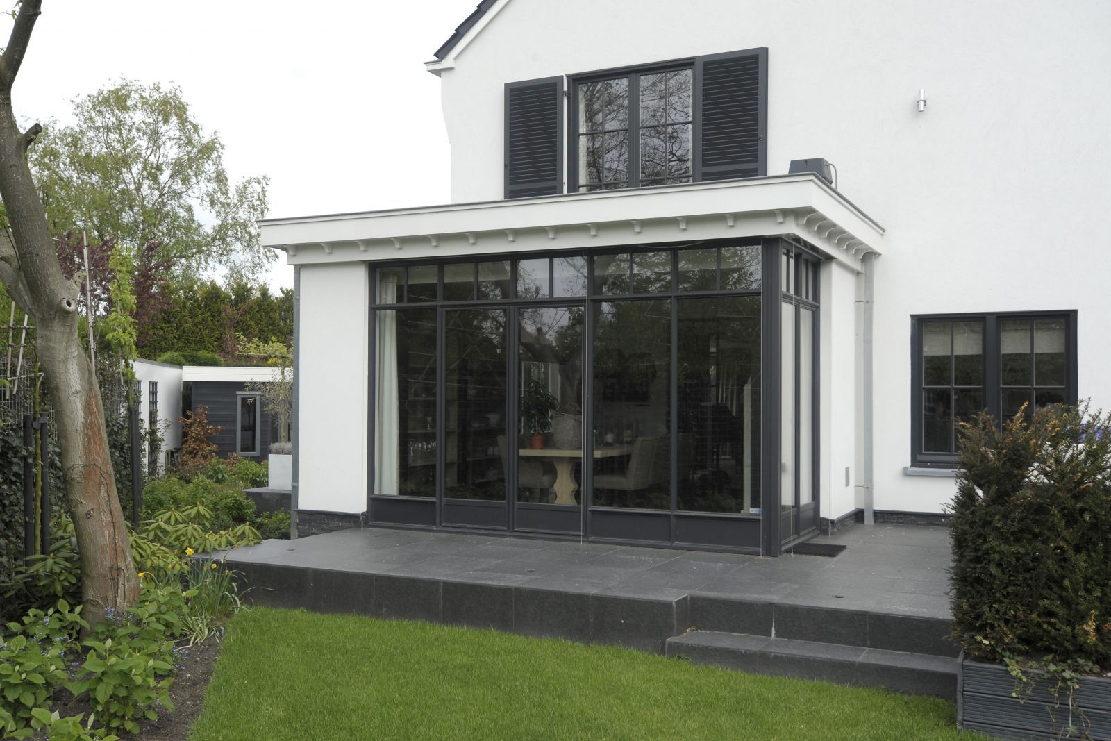 aluminium kozijnen dreumel haus pinterest anbau winterg rten und fensterrahmen. Black Bedroom Furniture Sets. Home Design Ideas