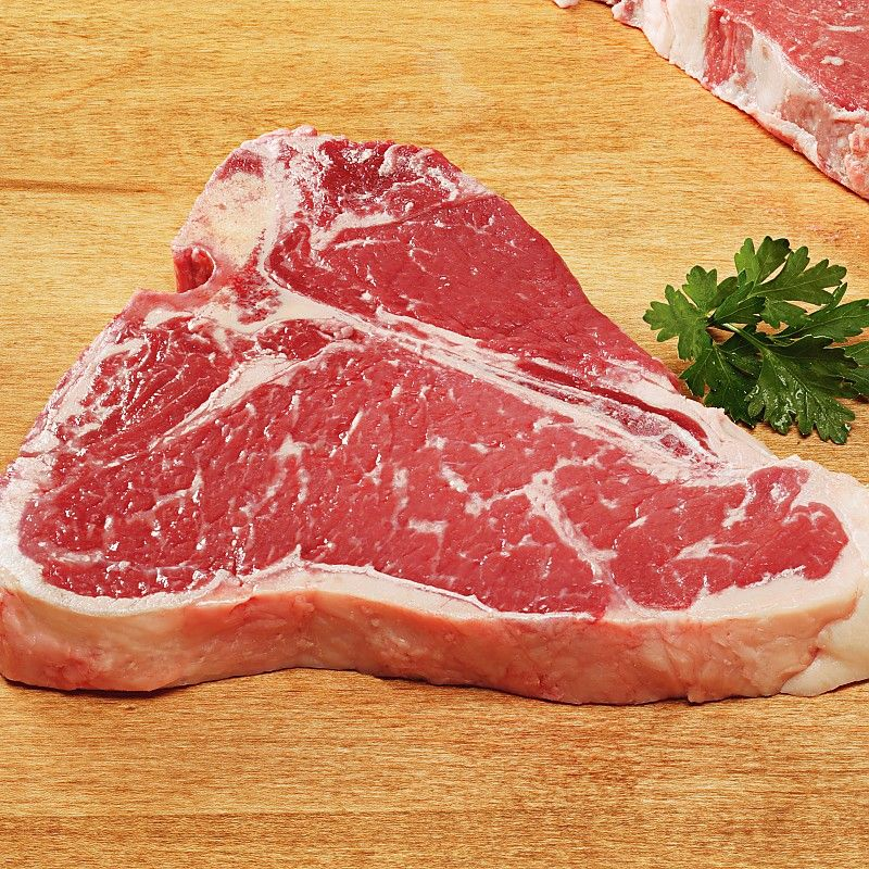 Usda Prime T Bone Steak