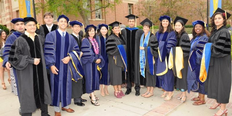 Complete Doctoral Regalia Rental for University of California